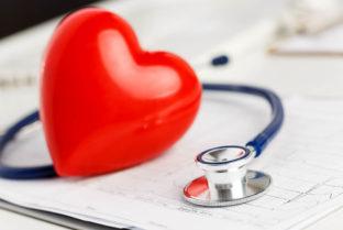 Healthy Heart Concept